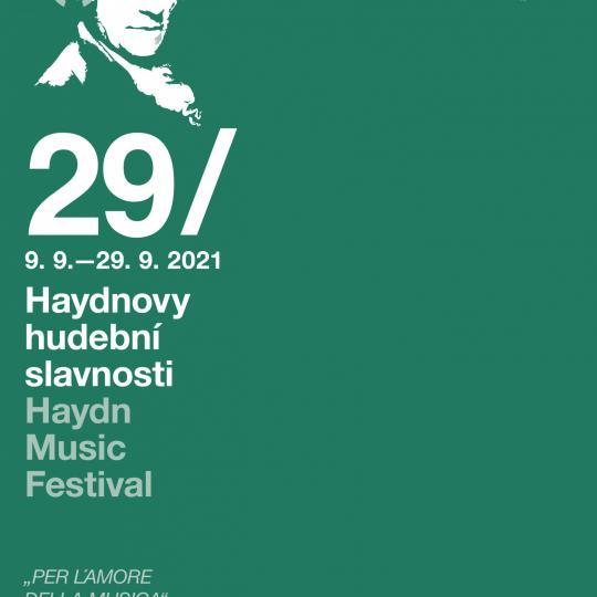 29. Haydnovy hudební slavnosti  1