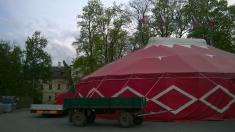 Cirkus v naší obci