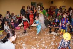 Dětský maškarní karneval 2018
