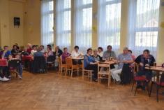Setkání důchodců 27. 4. 2018