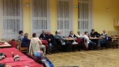Setkání důchodců Snopousovy 22.4.2016