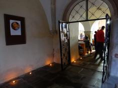 Páteční večer v Lukavickém kostele