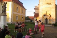 Svatojánská noc v Dolní Lukavici