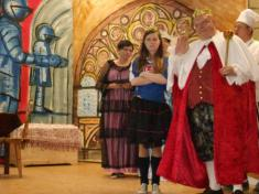 Výměna princezen ve Snopoušovech