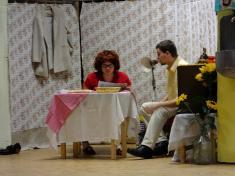 Zítra to roztočíme, drahoušku - Divadlo Úhlavan 15.02.2014