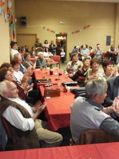 Setkání důchodců 25.04.2014