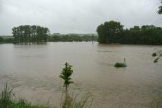 Povodeň 3. 6. 2013