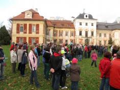 Slavnosti svatého Huberta 2. 11. 2013