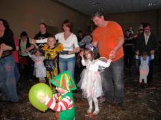 Dětský maškarní karneval 15. 1. 2012