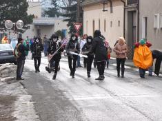 Masopust 18. 2. 2012