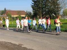 Prvomájový pochod 1. 5. 2012
