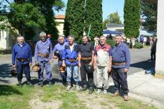 Oslavy 125. výročí od založení SDH Dolní Lukavice