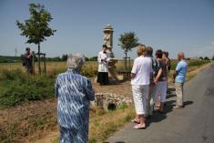 Slavnost u obnovených památek 30. 6. 2012