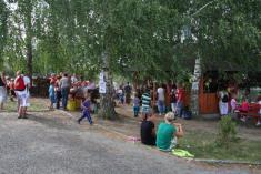 Pohádkový les Snopoušovy 25. 8. 2012