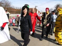 Masopust 12. 3. 2011