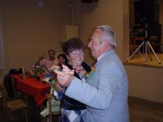Setkání důchodců 29. 4. 2011