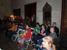 Hudební a výtvarné setkání II. na zámku