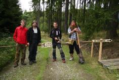 Pohádkový les 27. 8. 2011