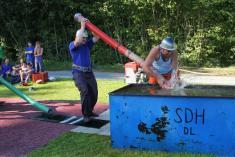 SDH O pohár starosty obce 3. 9. 2011
