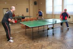 Turnaj ve stolním tenisu Snopoušovy