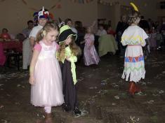 Dětský maškarní karneval 30.1. 2010