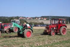 Traktoriáda Lišice 18.9.2010