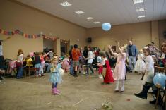 Dětský maškarní karneval 31.1. 2009