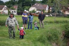 Dětský den Lišice, rybářské závody