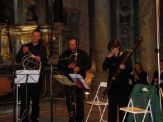 koncert vzámecké kapli od21 hodin pátek 11.9.2009