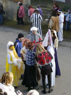 Masopust 2008