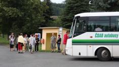 Setkání rodáků Snopoušovy 2008odjezd doDL