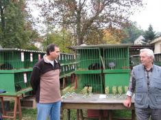 Chovatelé 14.10. 2006