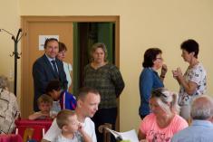 II. setkání rodáků Snopoušovy 2018