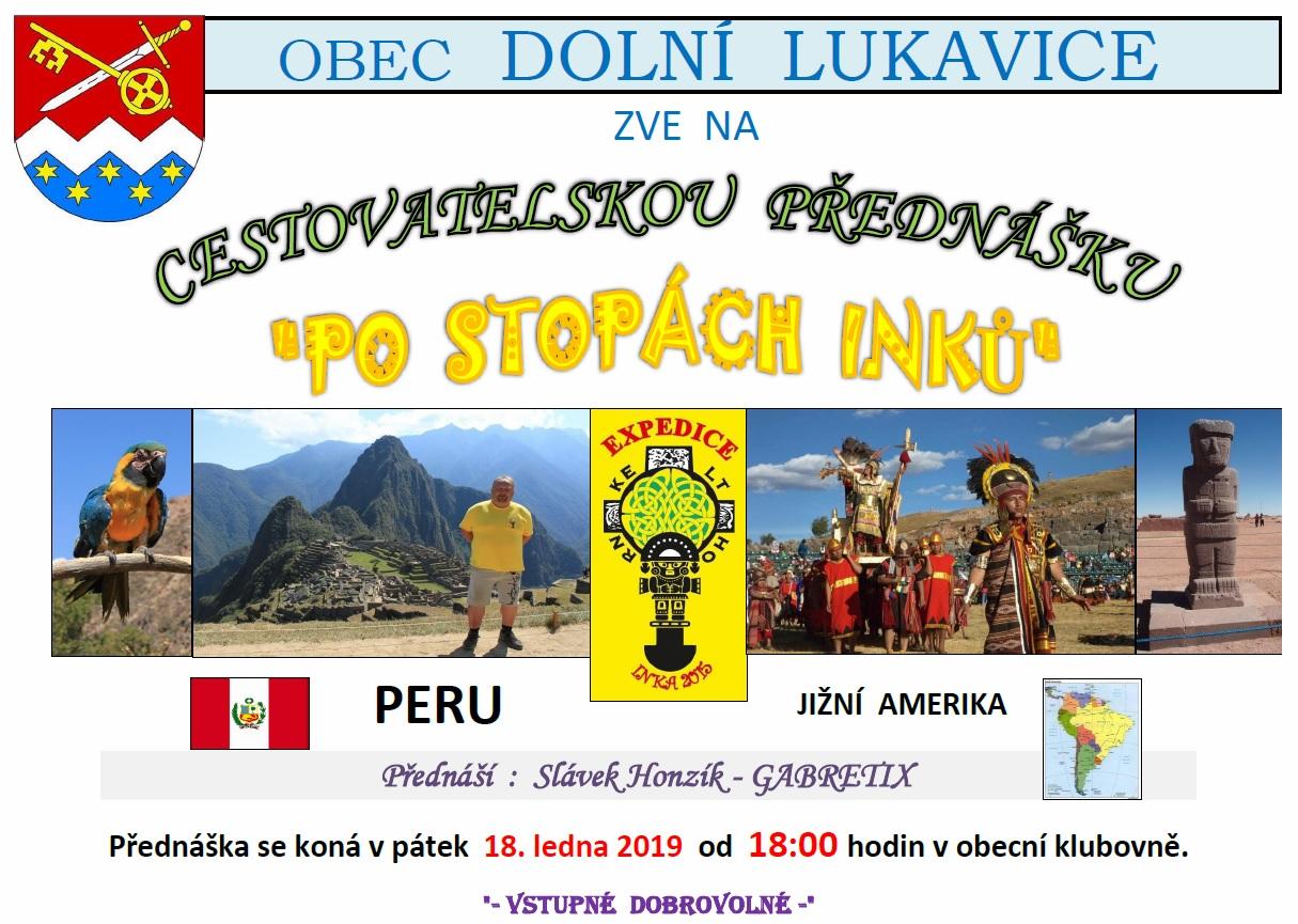 Po stopách Inků