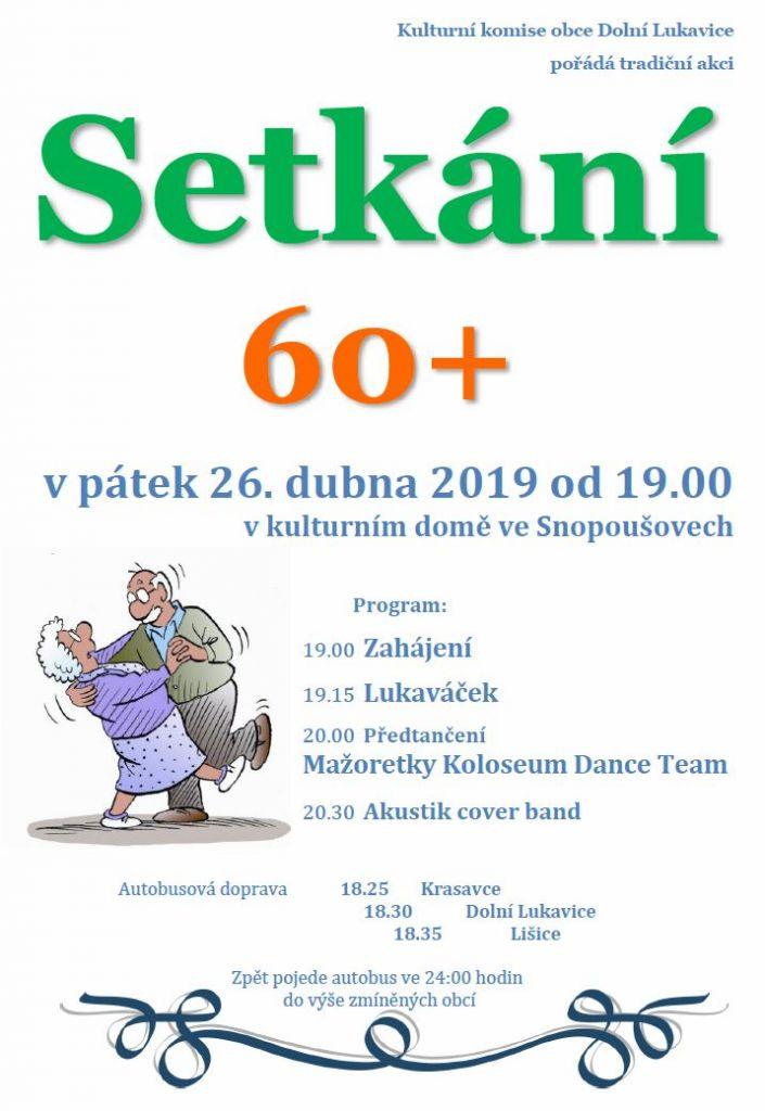 Setkání 60+
