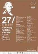 Haydnovy hudební slavnosti 2019 1