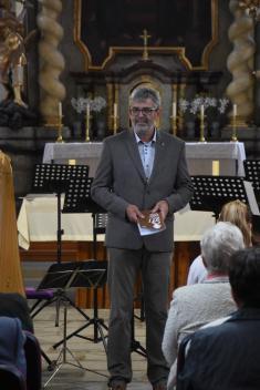 Zahajovací koncert Haydnových slavností