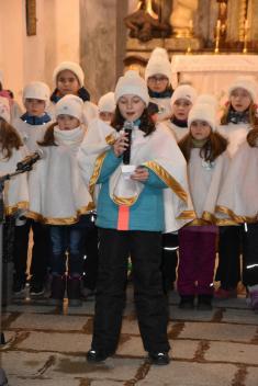 Vánoční koncert Lukaváčku