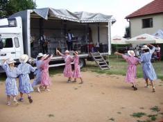 Tančí naše tanečnice