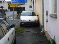 Odstraňování autovraků