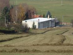 Rekonstrukce střechy kult. domu