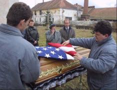 Pohřeb Johna Shobeye