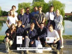Okrsková soutěž 2004Horní Lukavice